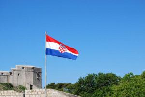 fahne-kroatien